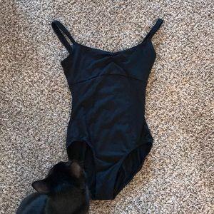 Other - Bloch black dance ballet leotard camisole straps